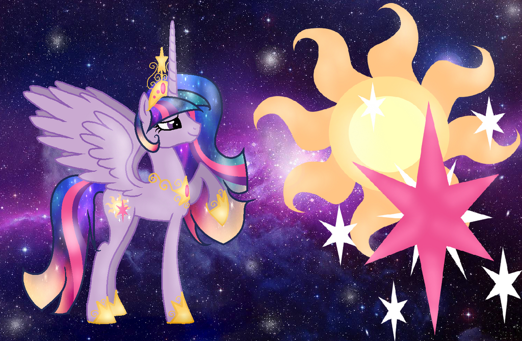 solar sparkle wallpaper by nightmarelunafan