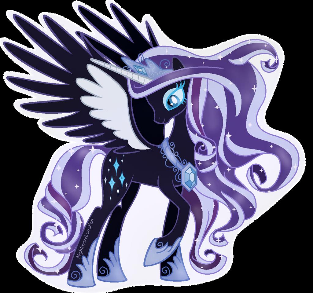 Princess Nightmare Rarity By NightmareLunaFan On DeviantArt