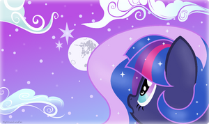 Luna, is that you? by NightmareLunaFan
