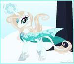 Frozen Heart (New Unicorn Oc)