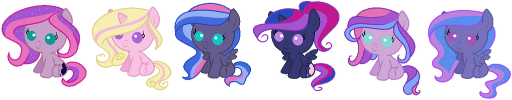 LunaCadence Adopts CLOSED by NightmareLunaFan