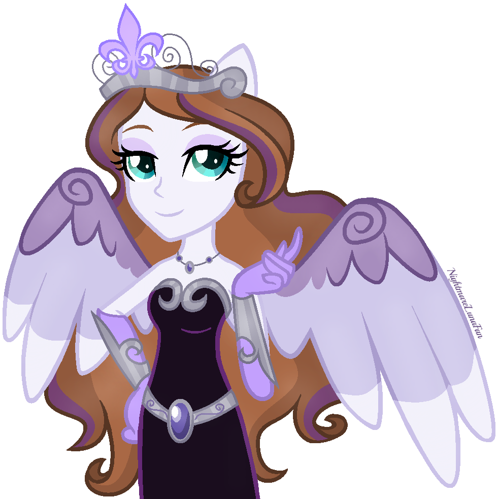 Princess of Elegance by NightmareLunaFan