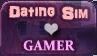 Dating sim Gamer
