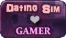 Dating sim Gamer by Vince-Hall