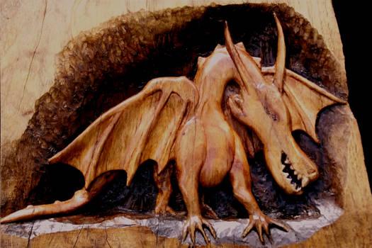 Blue Tongued Dragon