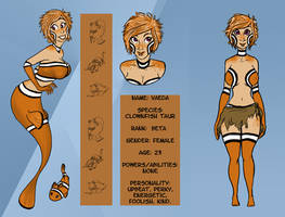 Vaeda Revamp by marmots-kill