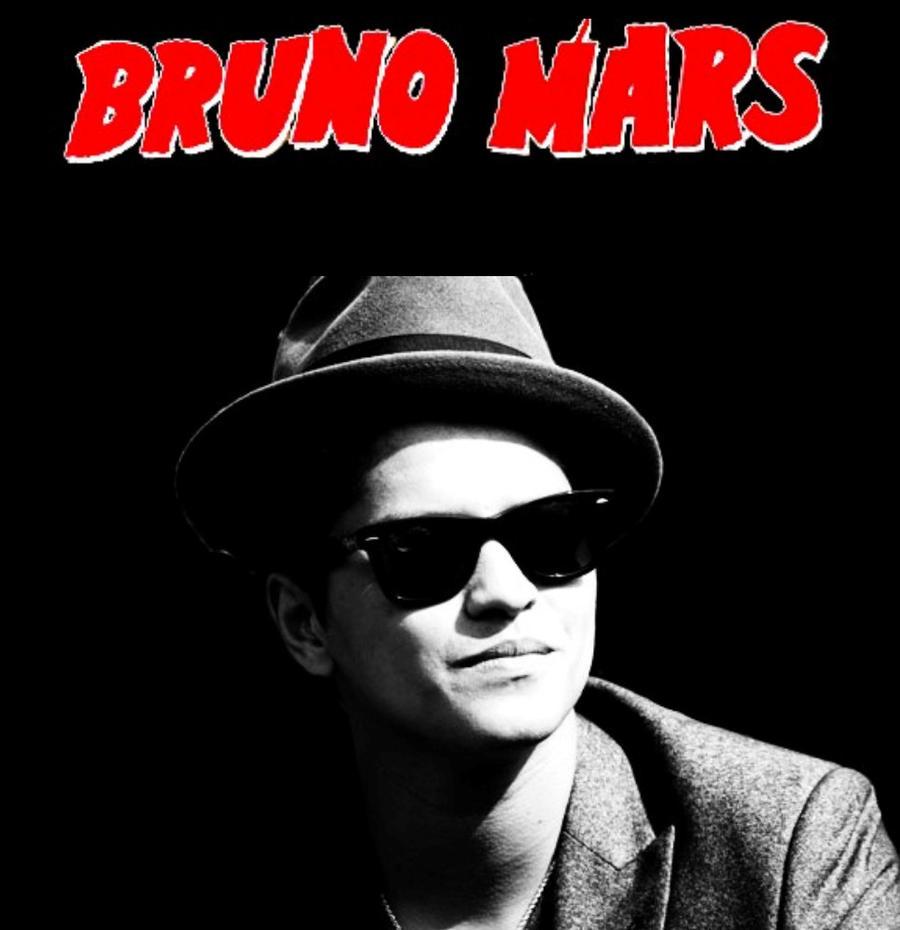Bruno Mars By Zerjer97 On Deviantart