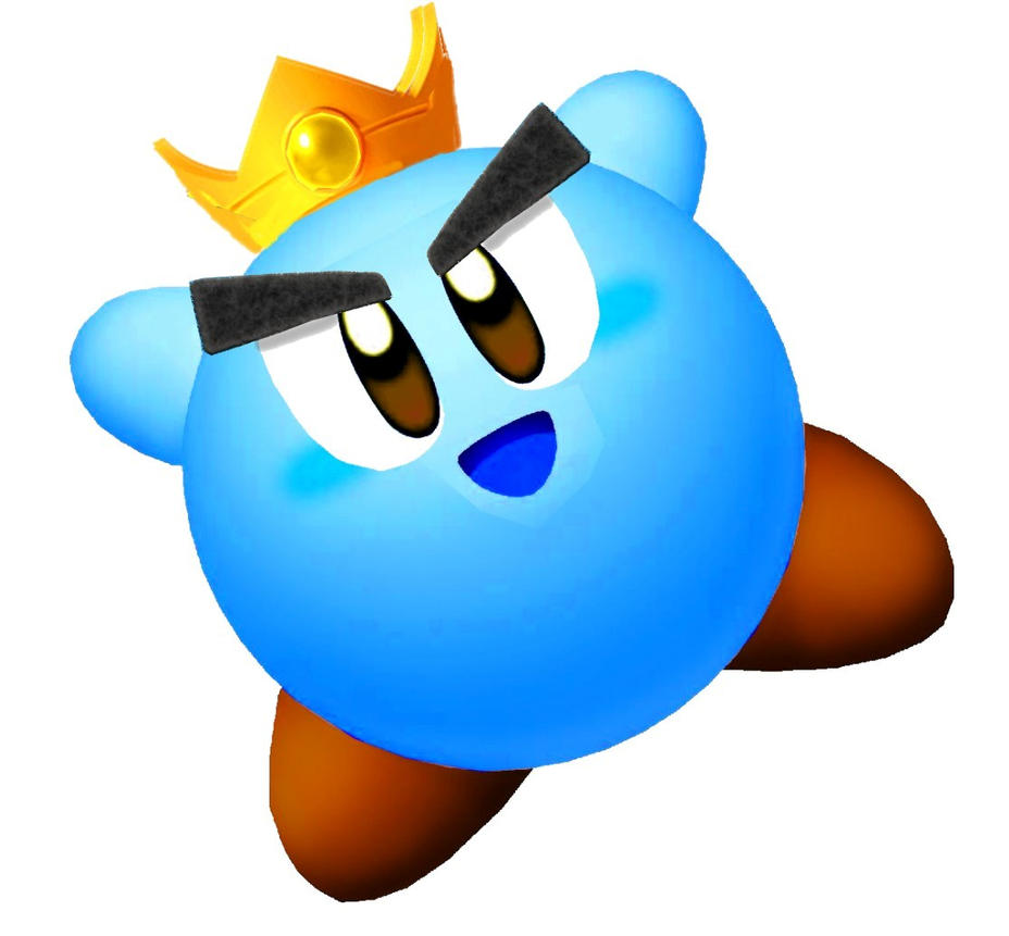 Meta Knight And Kirby Comics Prince Fluff Super Sma...
