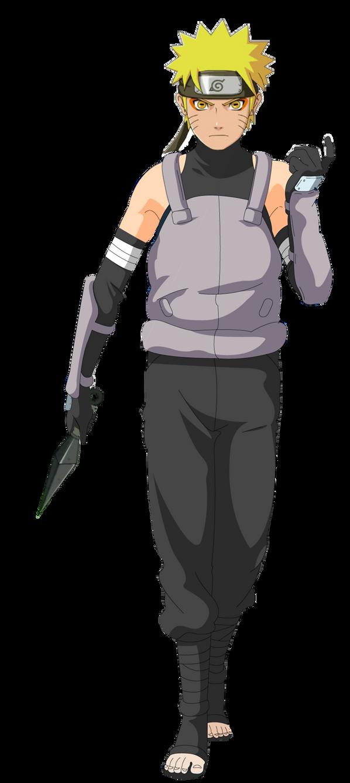 Naruto As A Anbu [Xbox 360] NAruto Anbu...