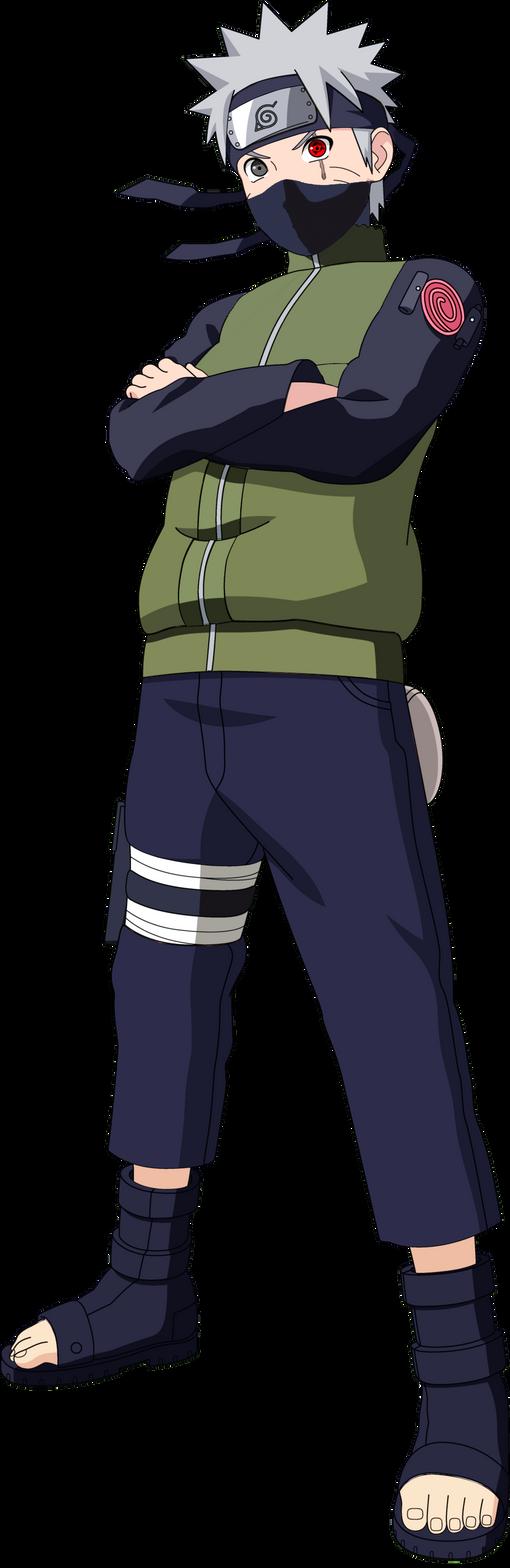 Kakashi Color Scheme Naruto by ZerJer97 on DeviantArt