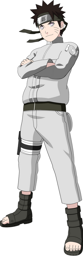 Neji Hyuga Color Scheme Naruto