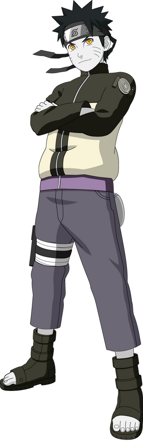 Orochimaru Color Scheme Naruto