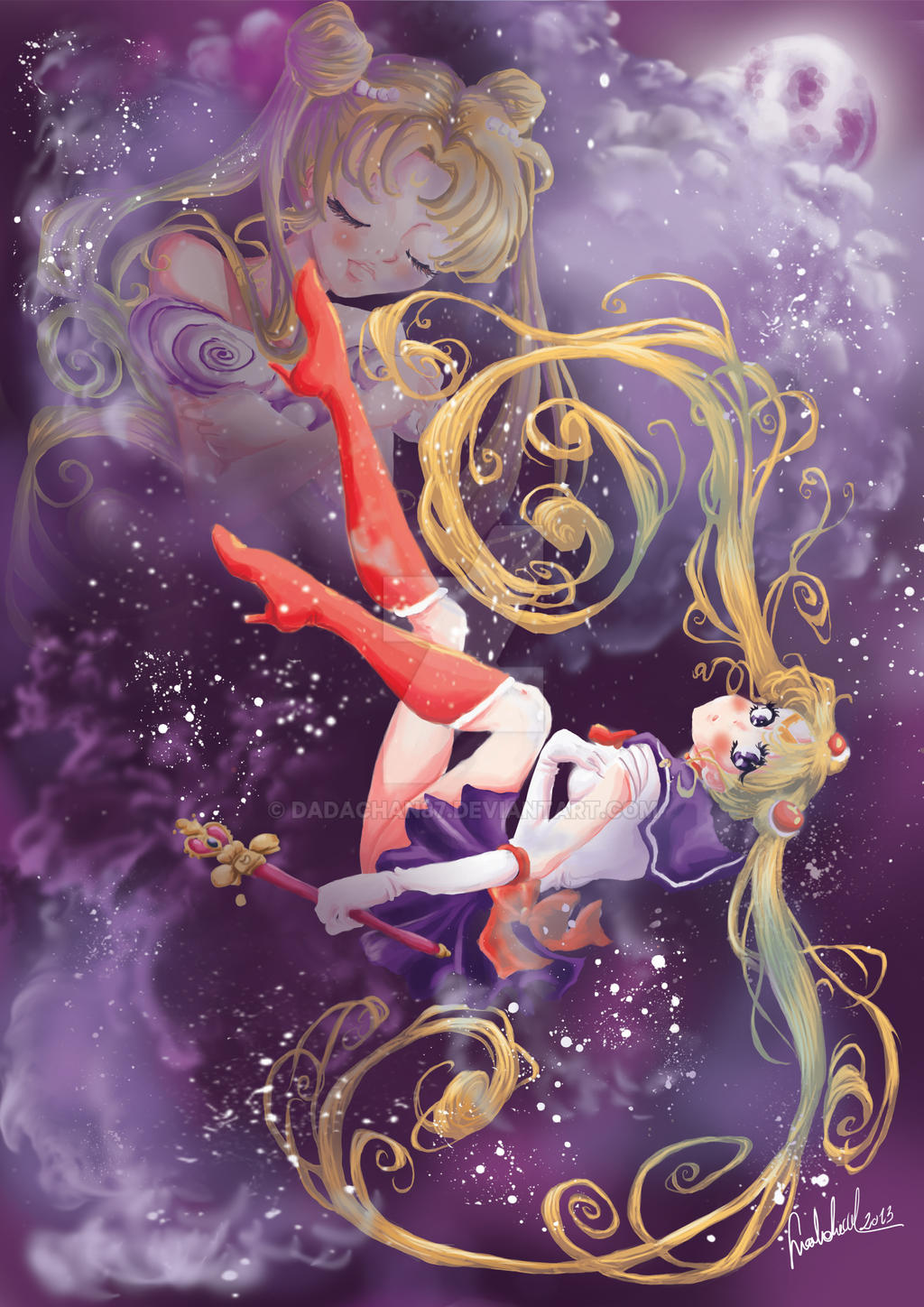 bishoujo senshi sailor moon by dadachan87