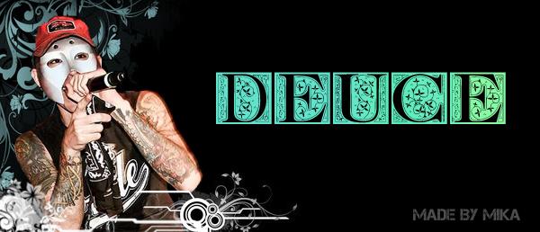 Deuce - Hollywood Undead by mad4medusa89