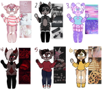 Aesthetic adopts (200pts/$2) - CLOSED