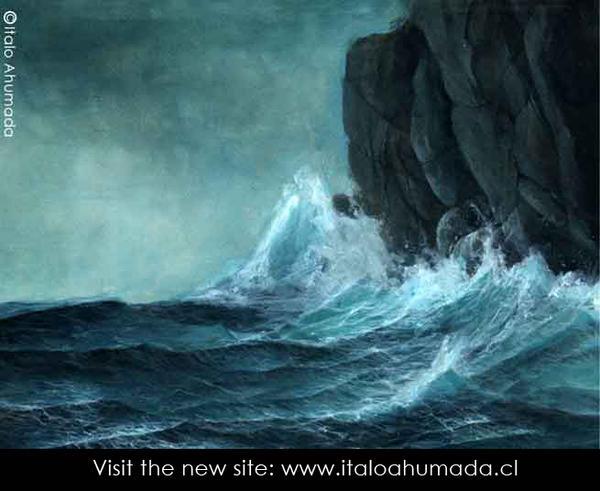 mar by ItaloaHumada