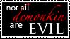 Not all demonkin are ebil. :3 by tealie13