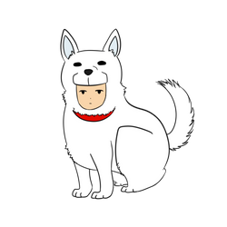 watchdog man by IsInLaLaLand