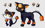 Rinring and Bellboyant (Beta Pokemon)