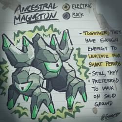 Ancestral Magneton