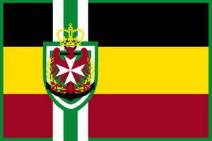 Flag of the Rhine Pioneer Gruppen