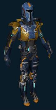 Rishi Mandalorian Hunter