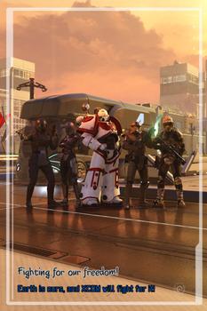 XCOM 2 Team 6