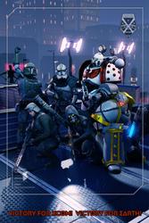 XCOM 2 Team 7