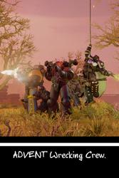 XCOM 2 Team 9