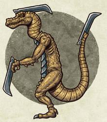 Ganzoru -- Side Profile by high-five-bro