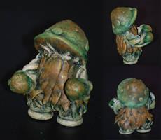 The Mushroom Menace by high-five-bro
