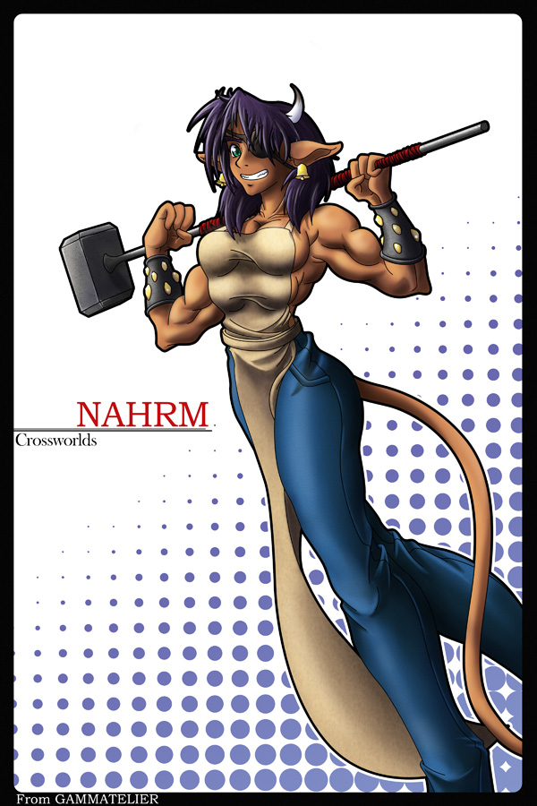 Nahrm by gamera1985