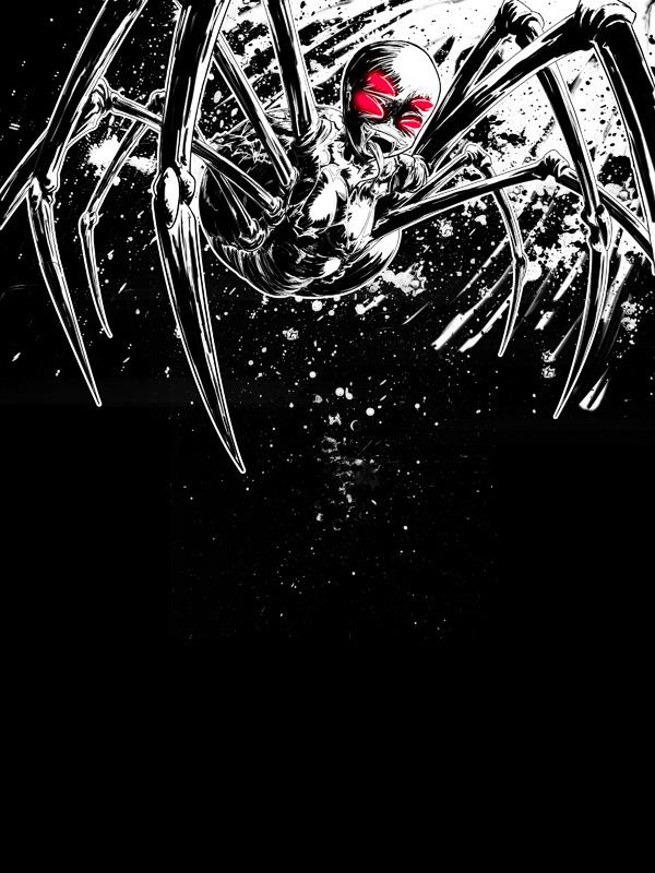 Arachnophobia by gamera1985