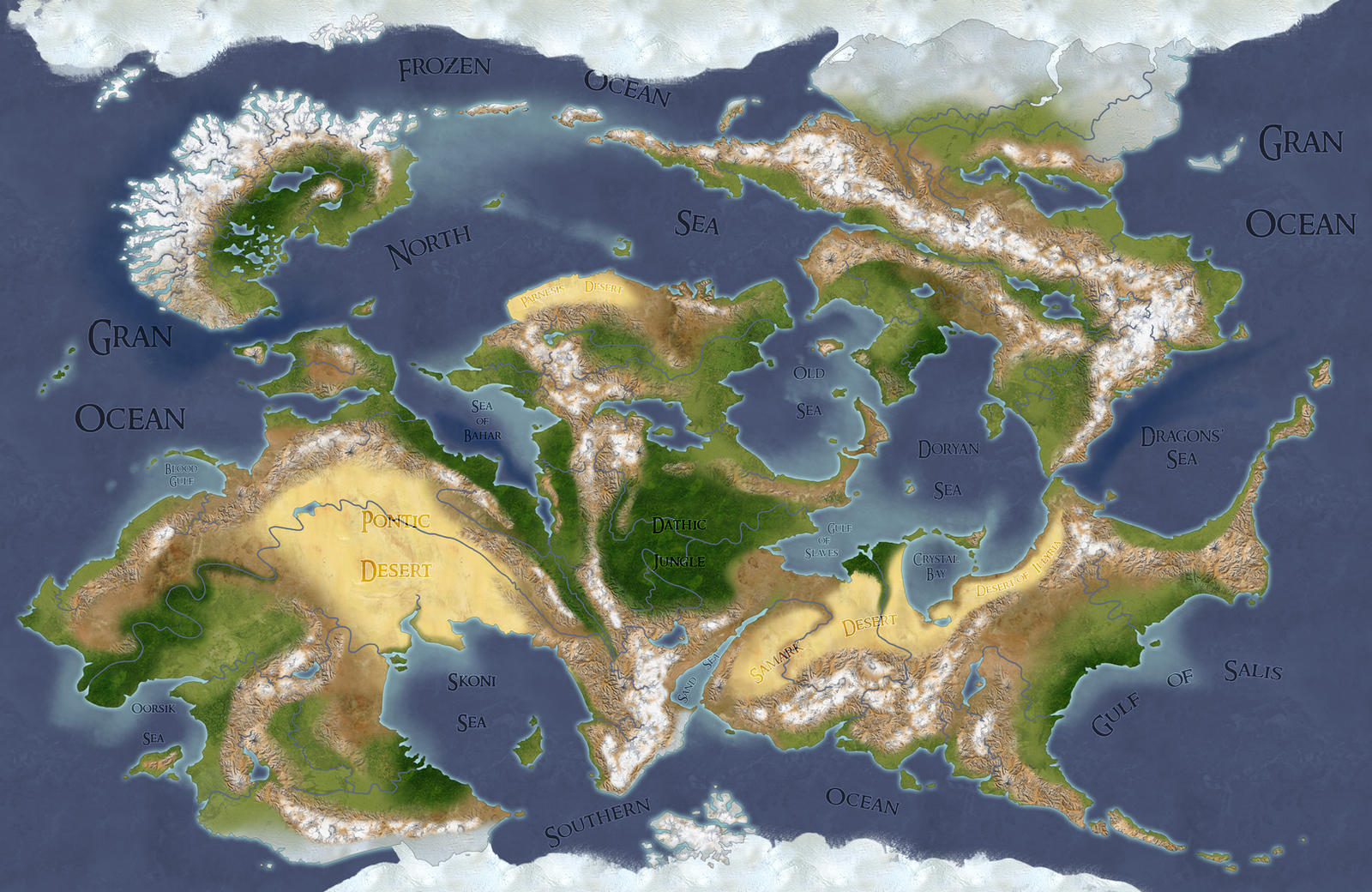 Fantasy World Map Maker Free ~ CASADEWICCA