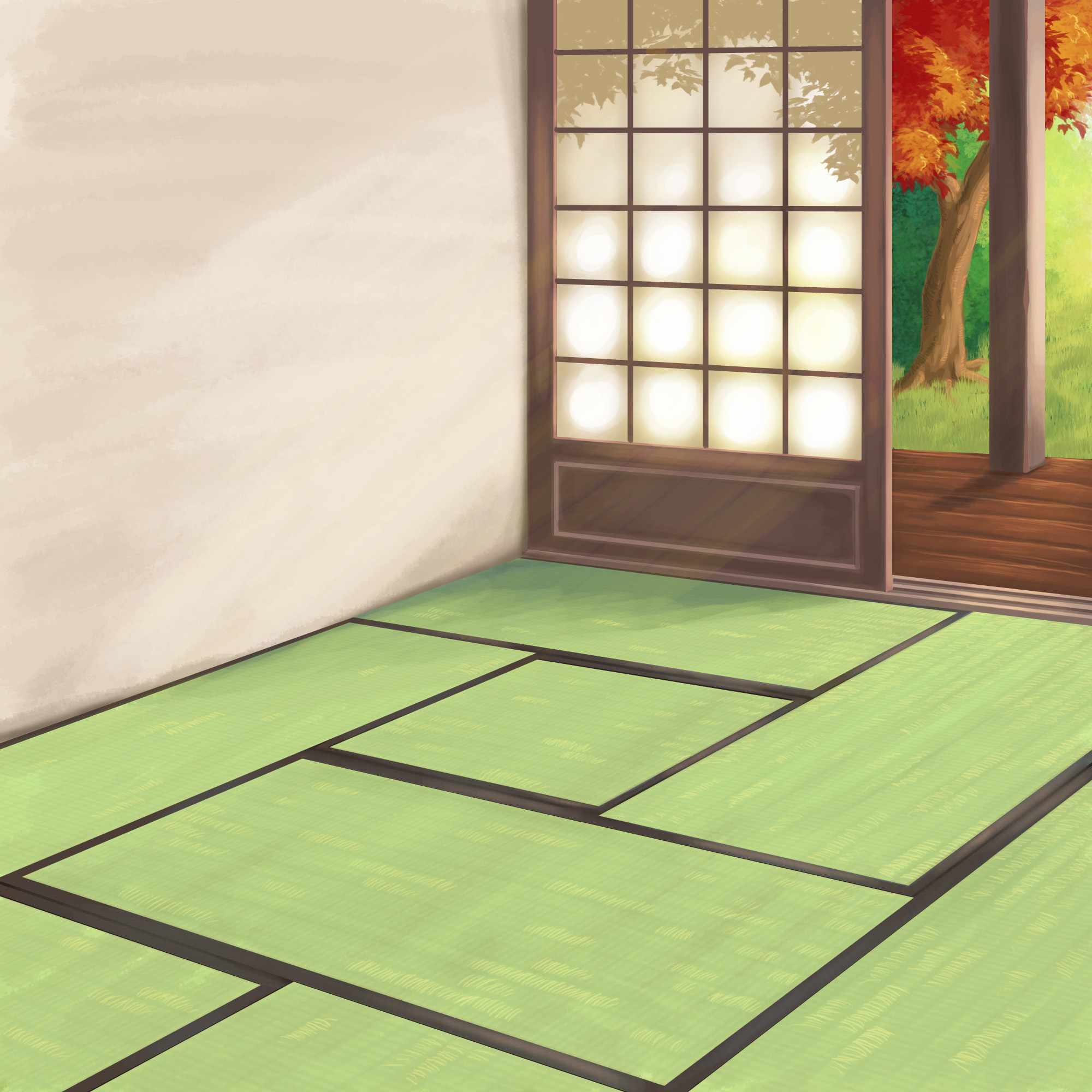 Tatami room by gamera1985 on deviantart - Tatami japones ...
