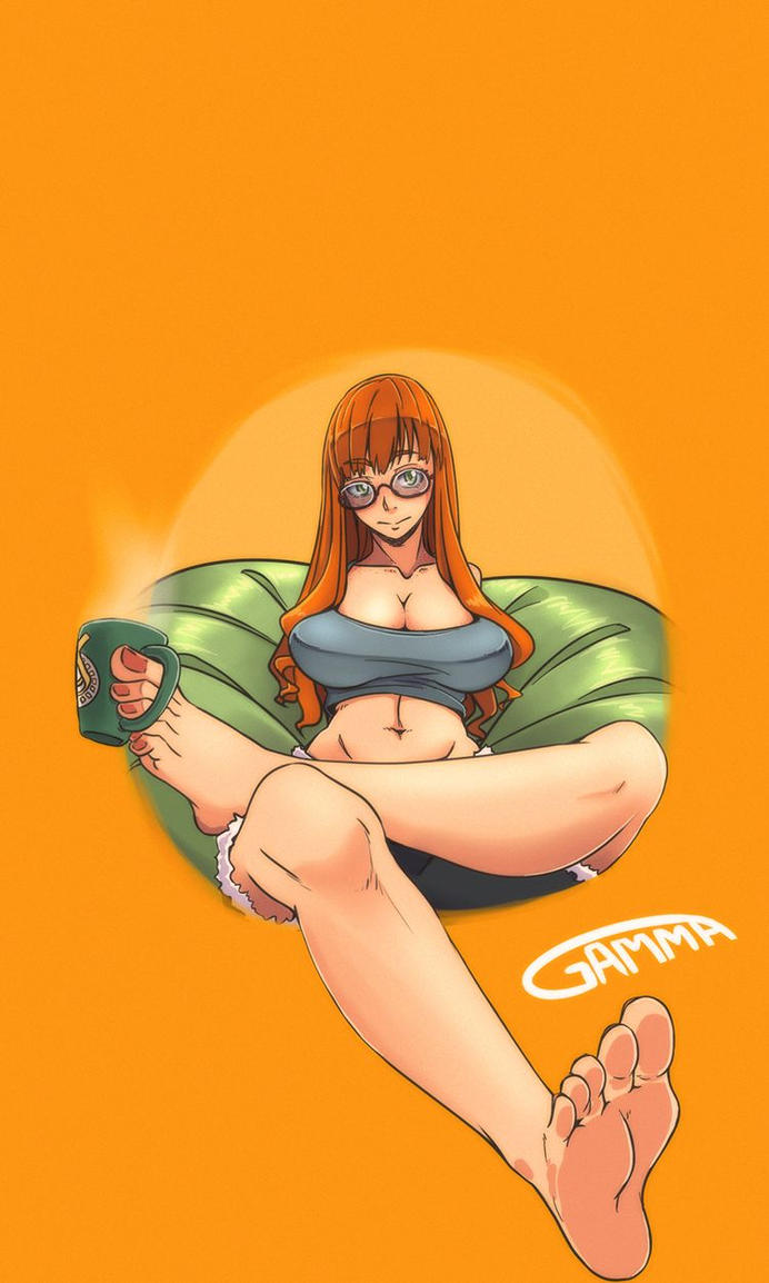 Sitting There by gamera1985