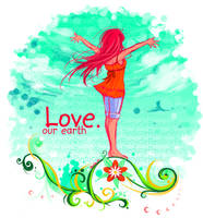 Love our Earth by DoOp