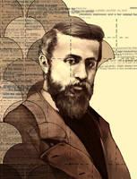 Antoni Gaudi by DoOp
