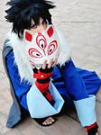 cosplay . menma .RtN by usura-tonkachi
