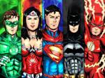 Justice League Group 1