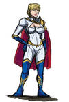 Power Girl Regal Redesign