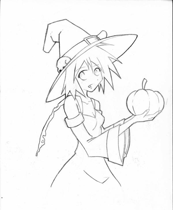 Image Result For Coloring Pages Witches