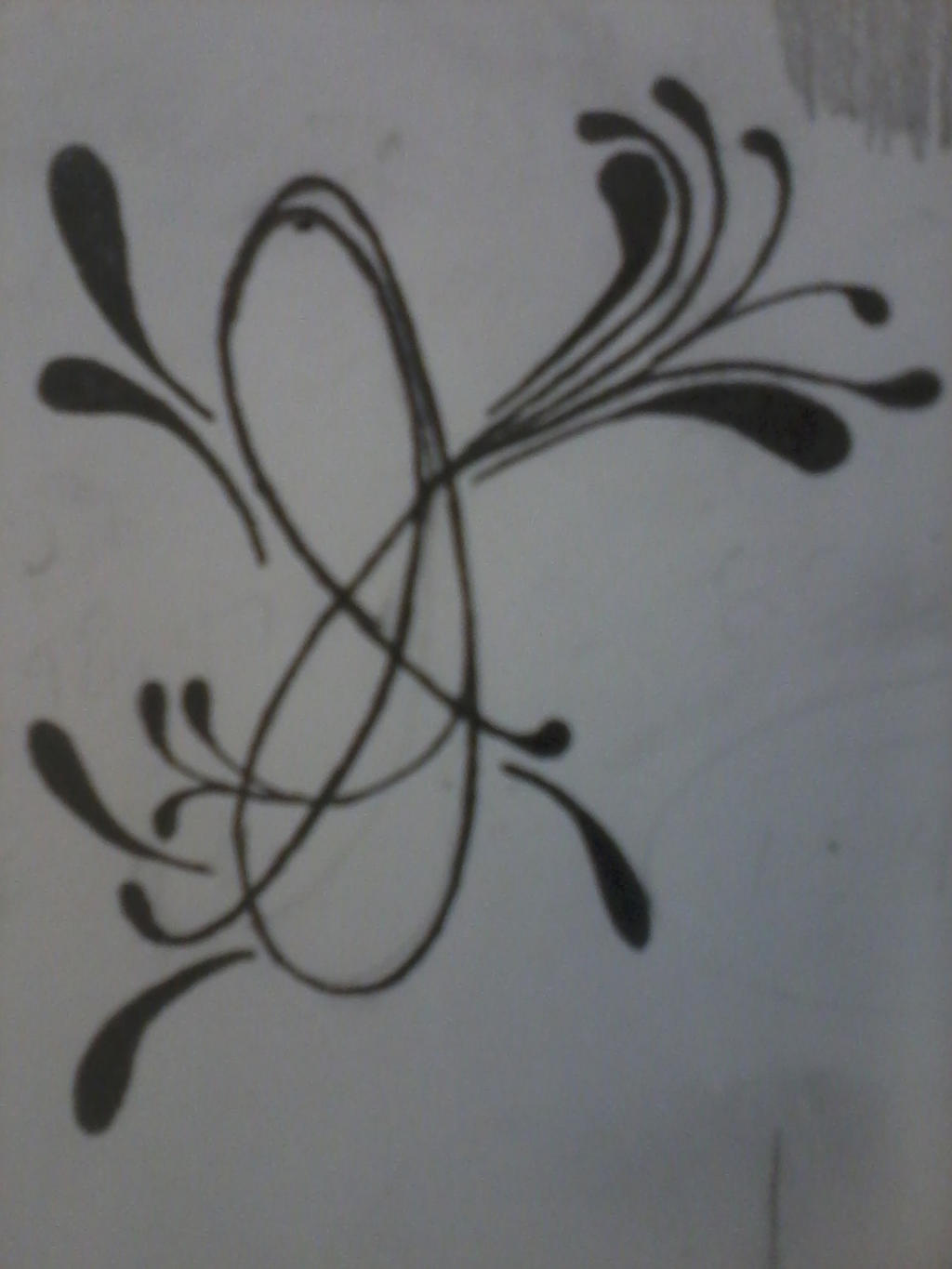 Letter j by someone to love on deviantart for Letter j tattoo