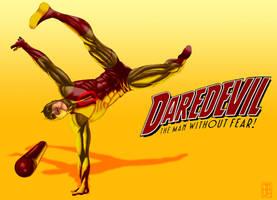 Daredevil by HectorBarrientos