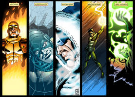 The Rogues - Series II by HectorBarrientos
