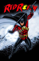 Red Robin by HectorBarrientos