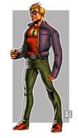 Green Lantern - Alan Scott