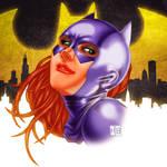 Batgirl - Barbara Gordon