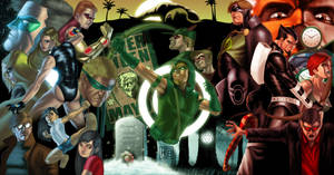 Green Arrow Universe