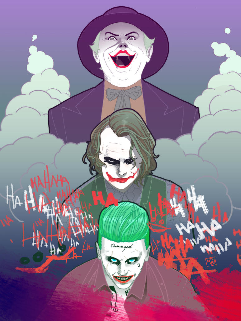 The Joker by HectorBarrientos